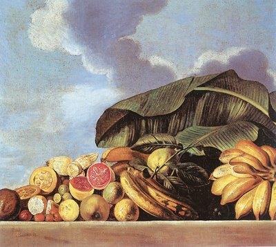 early-banana-art